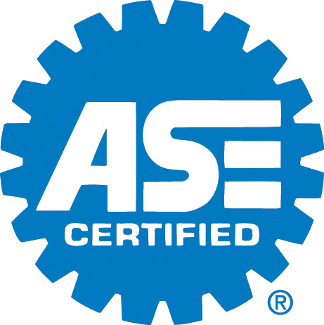 ASE certification badge