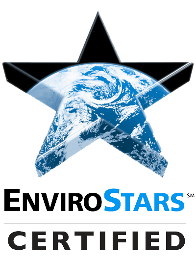 EnviroStars logo certification